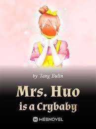Госпожа Хуо - плакса